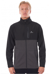 RIPCURL INTERBLOCK ANTI SERIES ZIP FLEECE