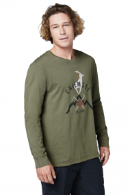 T-SHIRT LONGSLEEVE BY CHIEMSEE