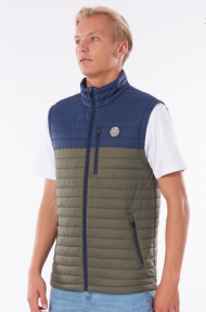 RIPCURL MELTING VEST ANTI SERIES JACKET