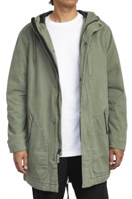 RVCA STRIUKĖ STANDARD ISSUE PARKA | SURFWAX | SURFSHOP LITHUANIA