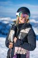 SURFWAX SURFSHOP BRUNOTTI SLIDINĖJIMO APRANGA | STRIUKĖ KALEI-PATCHWORK WOMEN SNOWJACKET