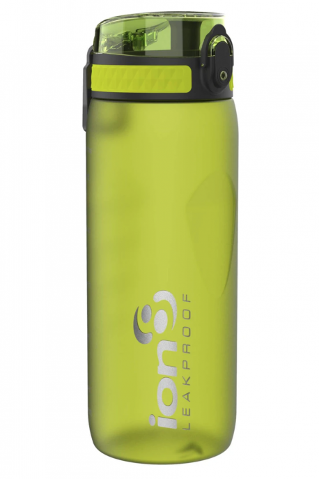 Ion8 Leak Proof Cycling Water Bottle, BPA Free, 750ml / 24oz, Green GERTUVĖ