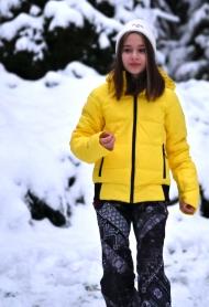 BRUNOTTI FIRECROWN-JR GIRLS SNOWJACKET