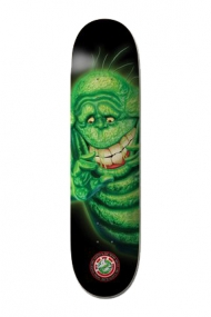 "ELEMENT GHOSTBUSTERS 8.5"" SLIMER - SKATEBOARD DECK"