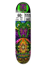 "ELEMENT L'AMOUR SUPREME 8.38"" COSMIC TRVL JAAKKO - SKATEBOARD DECK"