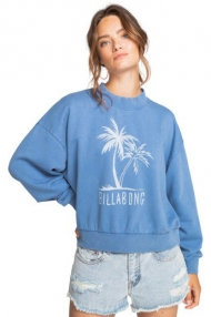BILLABONG DOS PALMS SWEATSHIRT FOR WOMEN