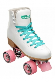 IMPALA ROLLERSKATES WHITE | SURFWAX SURF CLOTHING STORE SINCE 2010