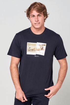 Good Day Bad Day Marškinėliai Vyrams| Surfwax Surf stiliaus apranga