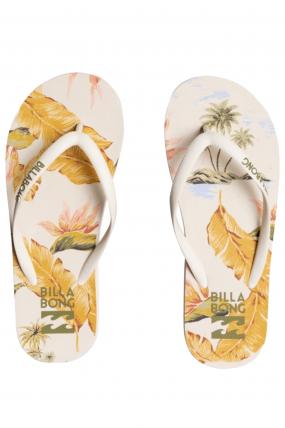 Billabong Dama - Moteriškos Šlepetės| Surfwax Surf stiliaus aprangos parduotuvė nuo 2010