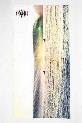 RipCurl Search Line Up Towel Papludimio Rankšluostis| Surfwax Surf stiliaus apranga