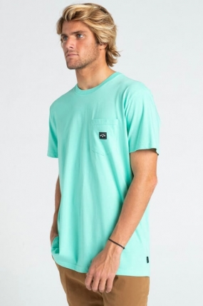 BIllabong Stacked - Vyriški Marškinėlia| Surfwax Surf stiliaus apranga