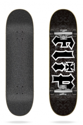 Flip HKD Gothic Black 8.0″ Complete Riedlentė| Surfwax Surf stiliaus apranga