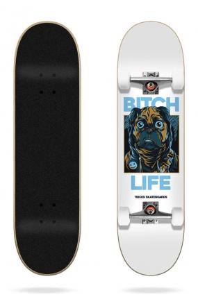 Tricks Life 7.87″ Complete Riedlentė| Surfwax Surf stiliaus apranga