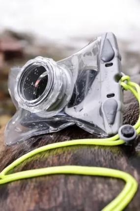 Aquapack Waterproof Kameros Dėklas|Surfwax Surf stiliaus apranga