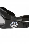 Aquasphere Kaiman - Clear Swimming Goggles Akiniai plaukimui  Surfwax Surf stiliaus apranga