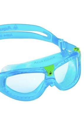 Aquasphere Seal Kid 2 - Clear Swimming Goggles Akiniai plaukimui| Surfwax Surf stiliaus apranga