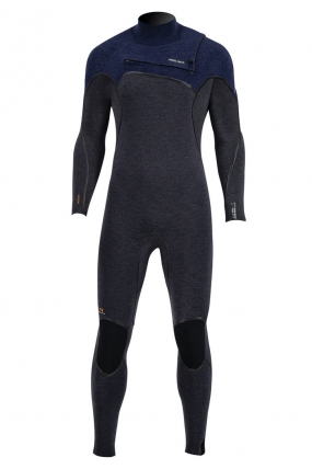 Prolimit Mercury TR Free Zip Steamer Vyriškas Hidrokostiumas| Surfwax Surf stiliaus apranga