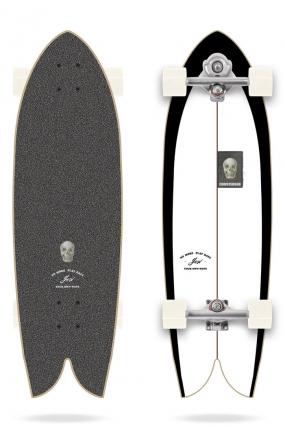 Yaw x Christenson C-Hawk 33'' Surfskate Riedlentė| Surfwax Surf stiliaus apranga