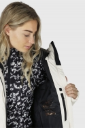 Brunotti Bigwhite Moteriška Striukė  Surfwax Surf stiliaus apranga