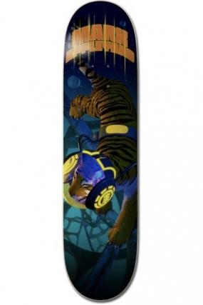"Element 8.25"" Future Nature Appleyard Riedlentės Lenta Dekas| Surfwax Surf stiliaus apranga"