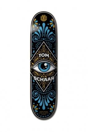 "Element 8.5 ""Third Eye Schaar Riedlentės Lenta Dekas| Surfwax Surf stiliaus apranga"
