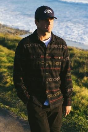 Billabong Offshore Flannel Vyriški Marškinėliai|Surfwax Surf stiliaus aprangos parduotuvė nuo 2010