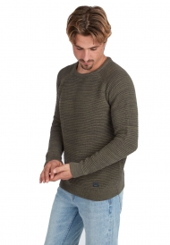 BILLABONG MEGZTINIS BROKE RAGLAN SWEATER