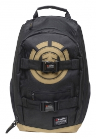 ELEMENT KUPRINĖ MOHAVE 30L BACKPACK l5bpa8 FLINT BLACK