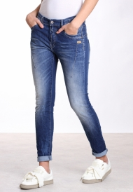 GANG  DŽINSAI NEW GEORGINA DEEP CROTCH JEANS