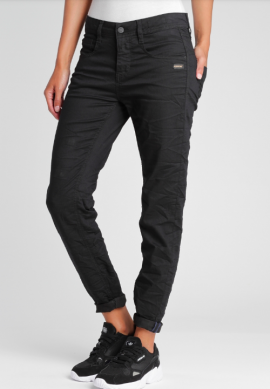 GANG džinsai  AMELIE CROPPED RELAXED FIT JEANS