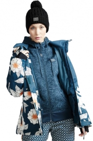 BILLABONG SLIDINĖJIMO APRANGA STRIUKĖ  SAY WHAT - SNOW JACKET FOR WOMEN