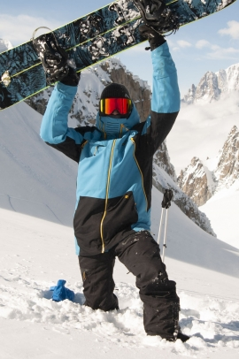 RIPCURL  PRO GUM SNOW JACKET