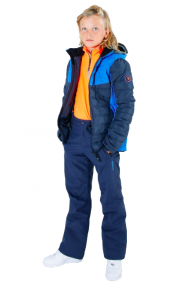 BRUNOTTI SLIDINEJIMO APRANGA STRIUKE FOOTSTRAP JR BOYS SNOWPANTS