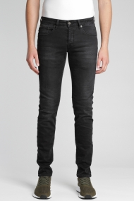 GANG DŽINSAI  NICO L34 - BLACKSTRETCH - SLIM