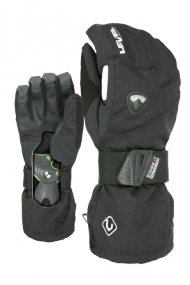 LEVEL WATER RESISTANT FLY MEN'S GLOVES WITH WRIST PROTECTION