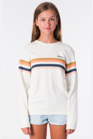 RIPCURL GIRL KEEP SURFIN FLEECE