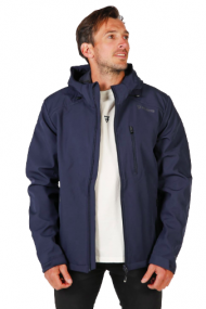 BRUNOTTI MIB N MEN SOFTSHELL JACKET | NAVY | SURFWAX | SURFSHOP