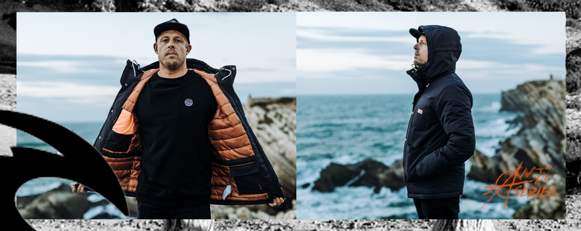 RIPCURL ANTI - SERIES KOLEKCIJA 2019