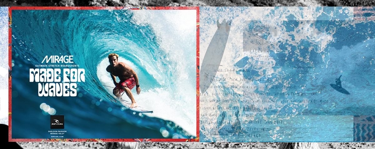 RIPCURL MIRAGE KOLEKCIJA |SurfSHOP| SURFWAX